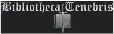 Bibliotheca Tenebris